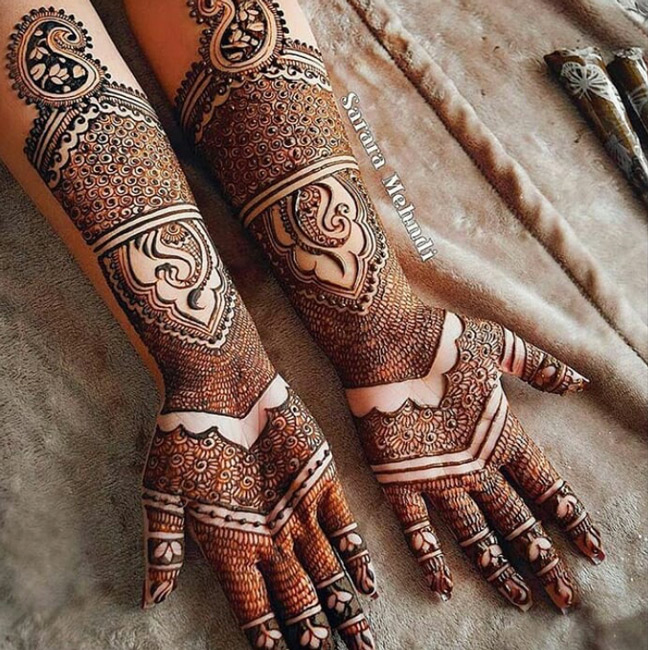 Bridal Mehandi Designs For Every Kind Of Bride Lavenderoom